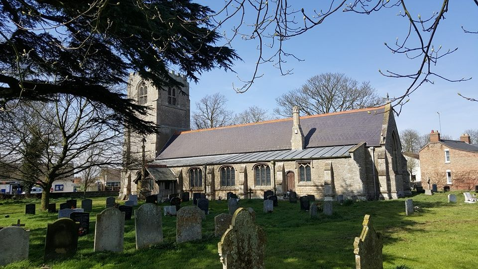 The Story of Gedney Parish Church