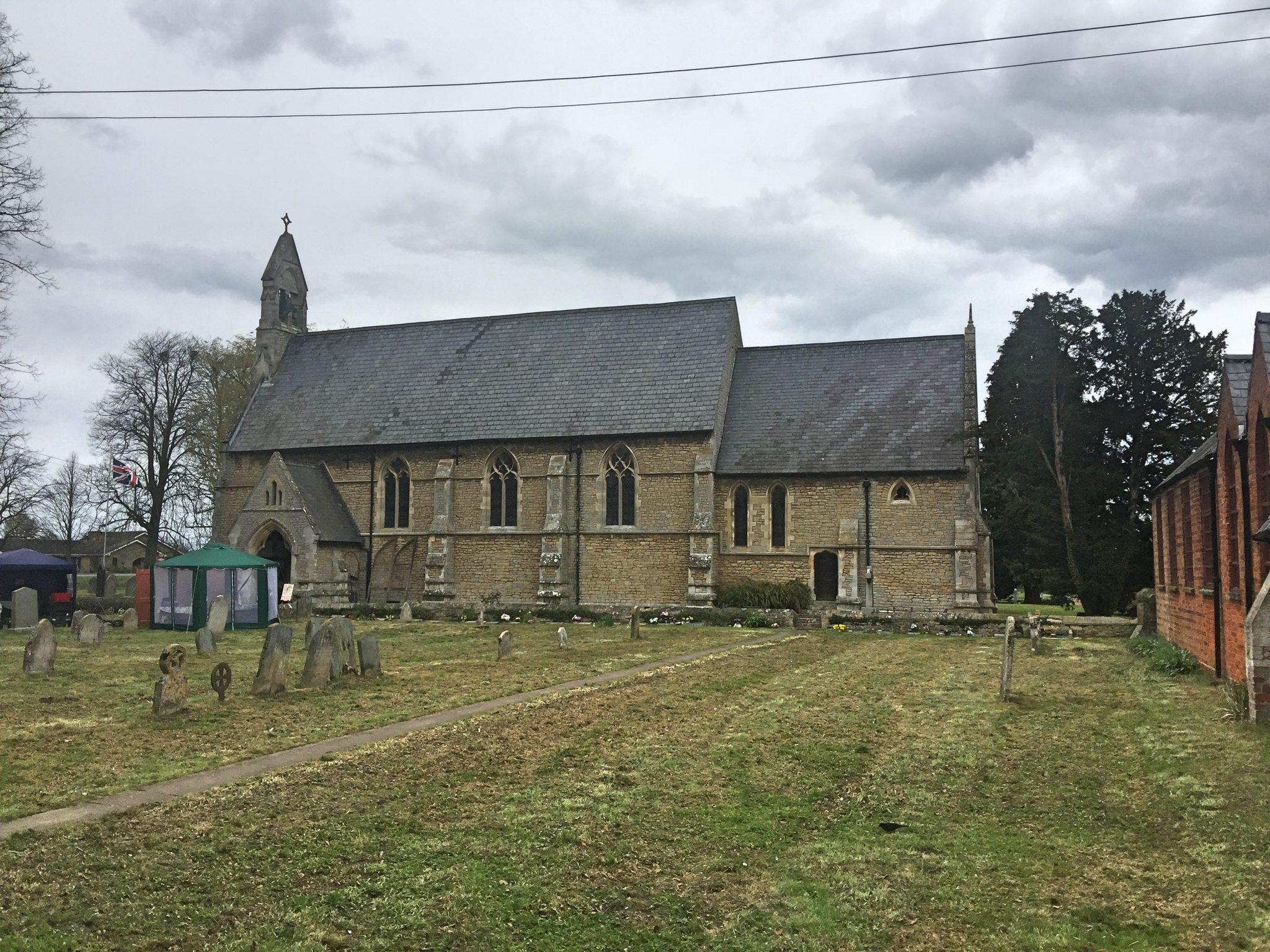 St. Bartholomew's Church – West Pinchbeck