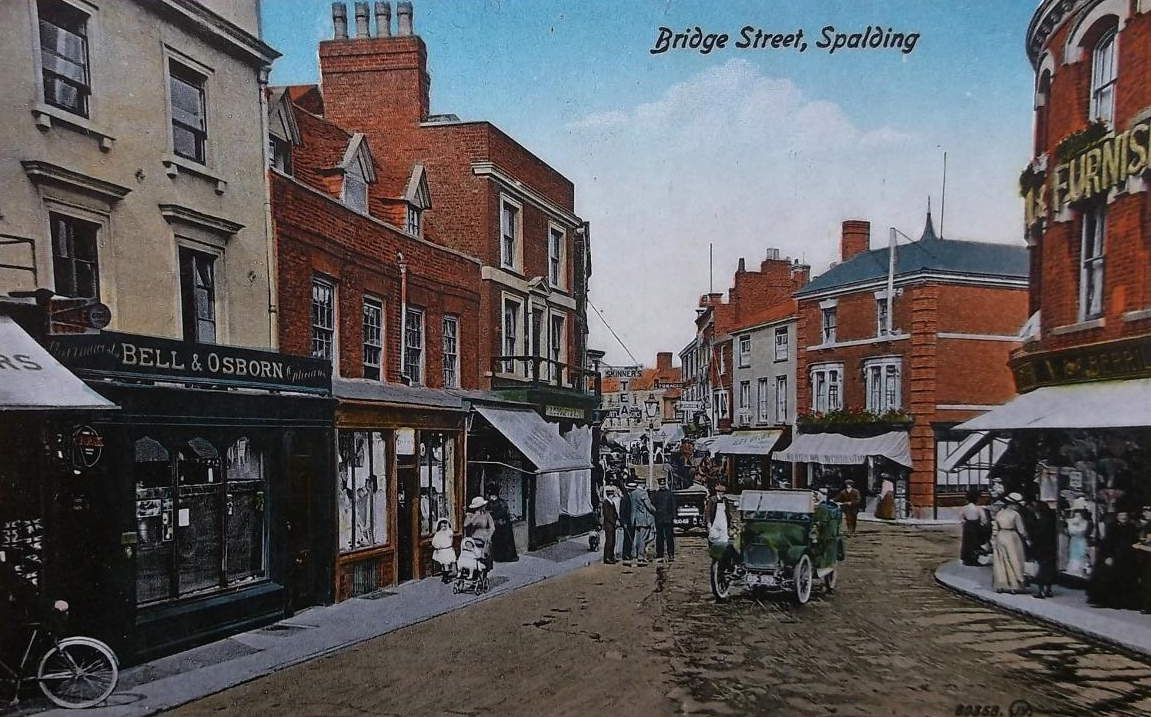 Bridge Street, Spalding