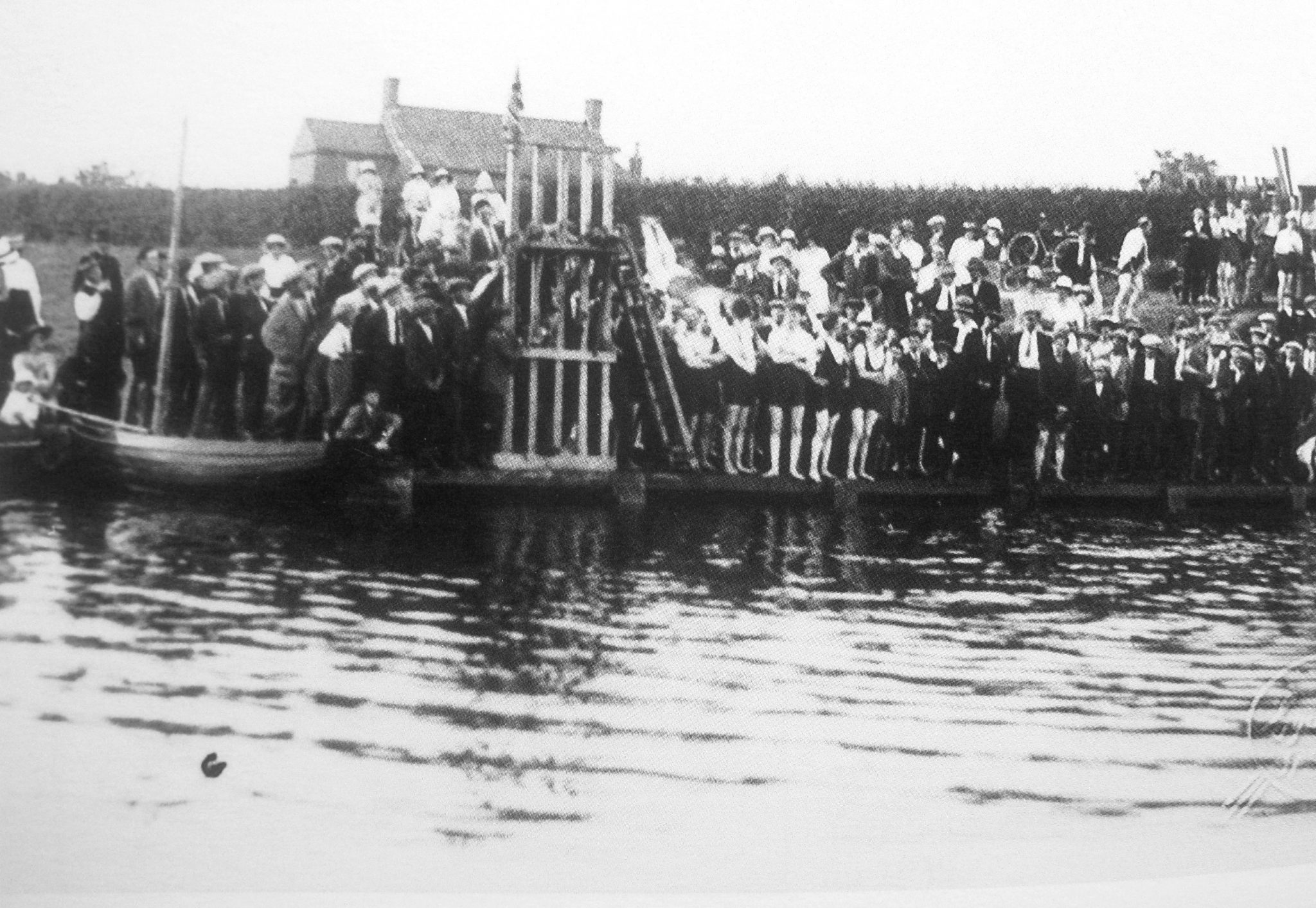 Swimming Gala at Surfleet Reservoir