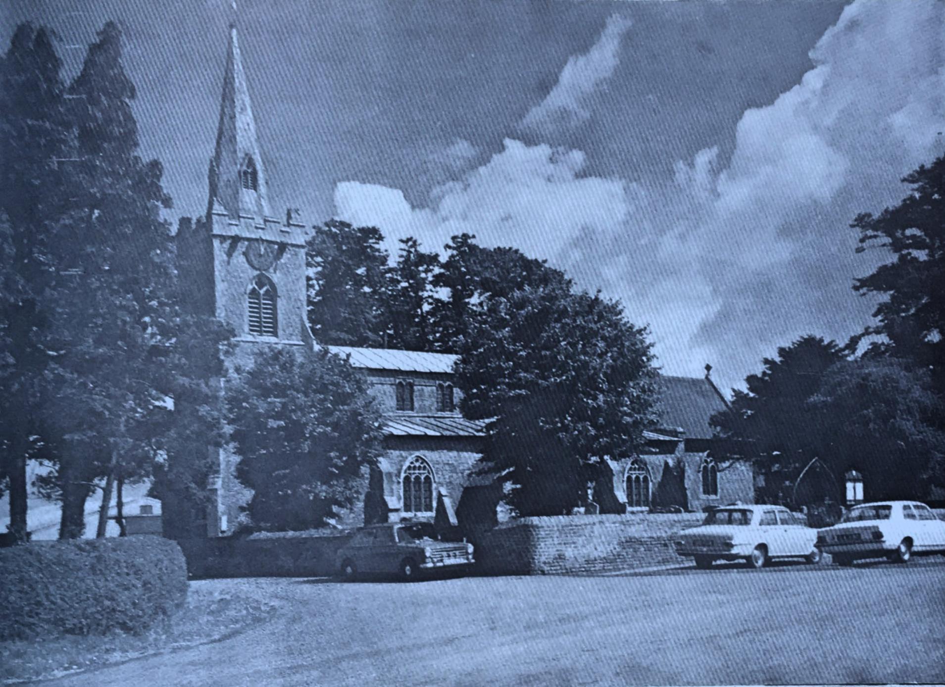 St Nicholas at Lutton – 1971