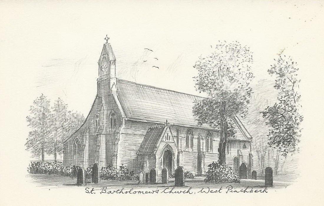 St. Bartholomews, West Pinchbeck