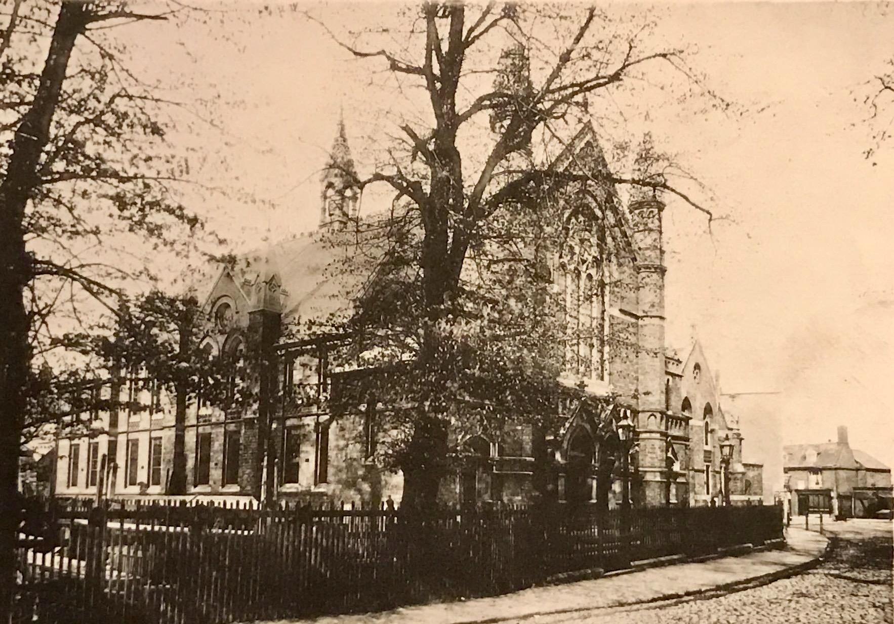 Broad Street Methodist Church c1900