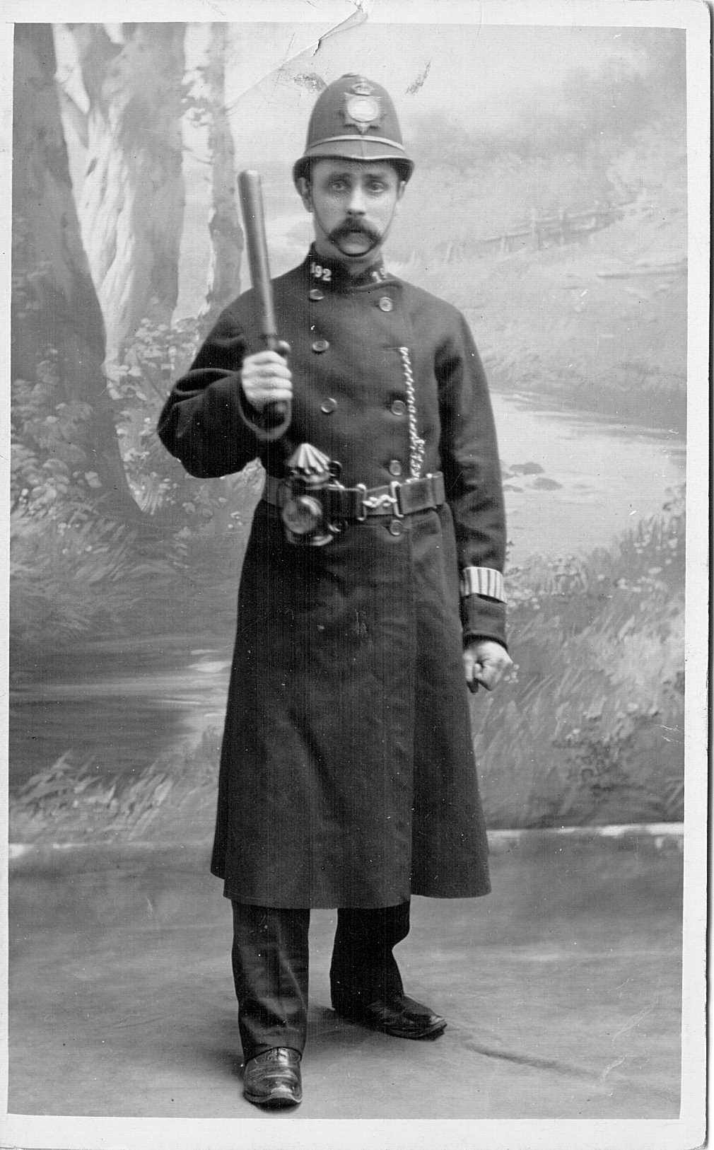 Spalding Policeman