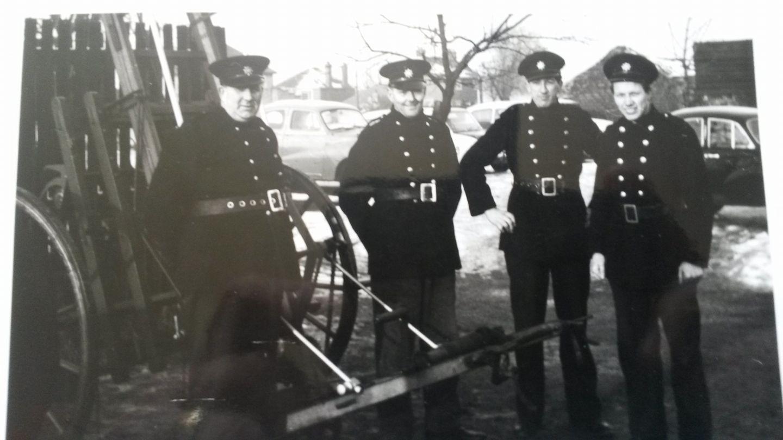 Spalding Firemen – 1962