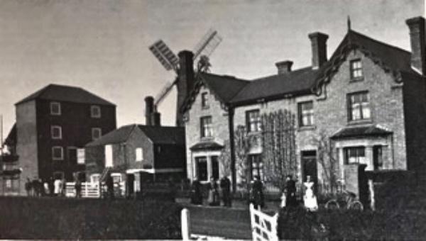 Mill at Northgate Pinchbeck