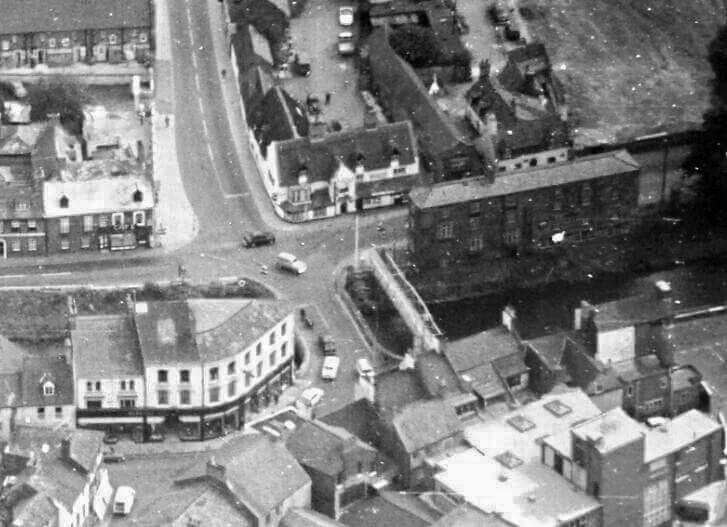 Aerial Picture of Spalding