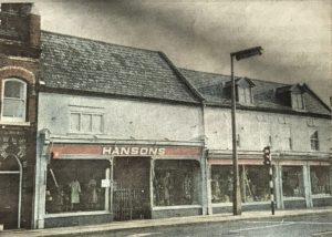 Hansons – High Fashion in 1970's