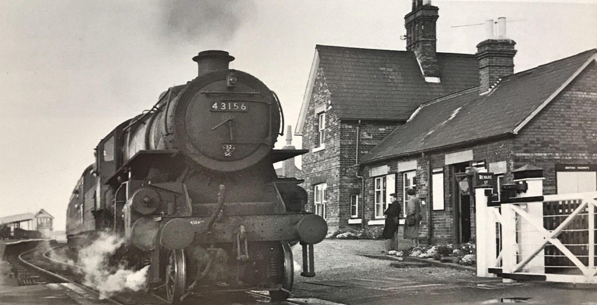 Tydd Station