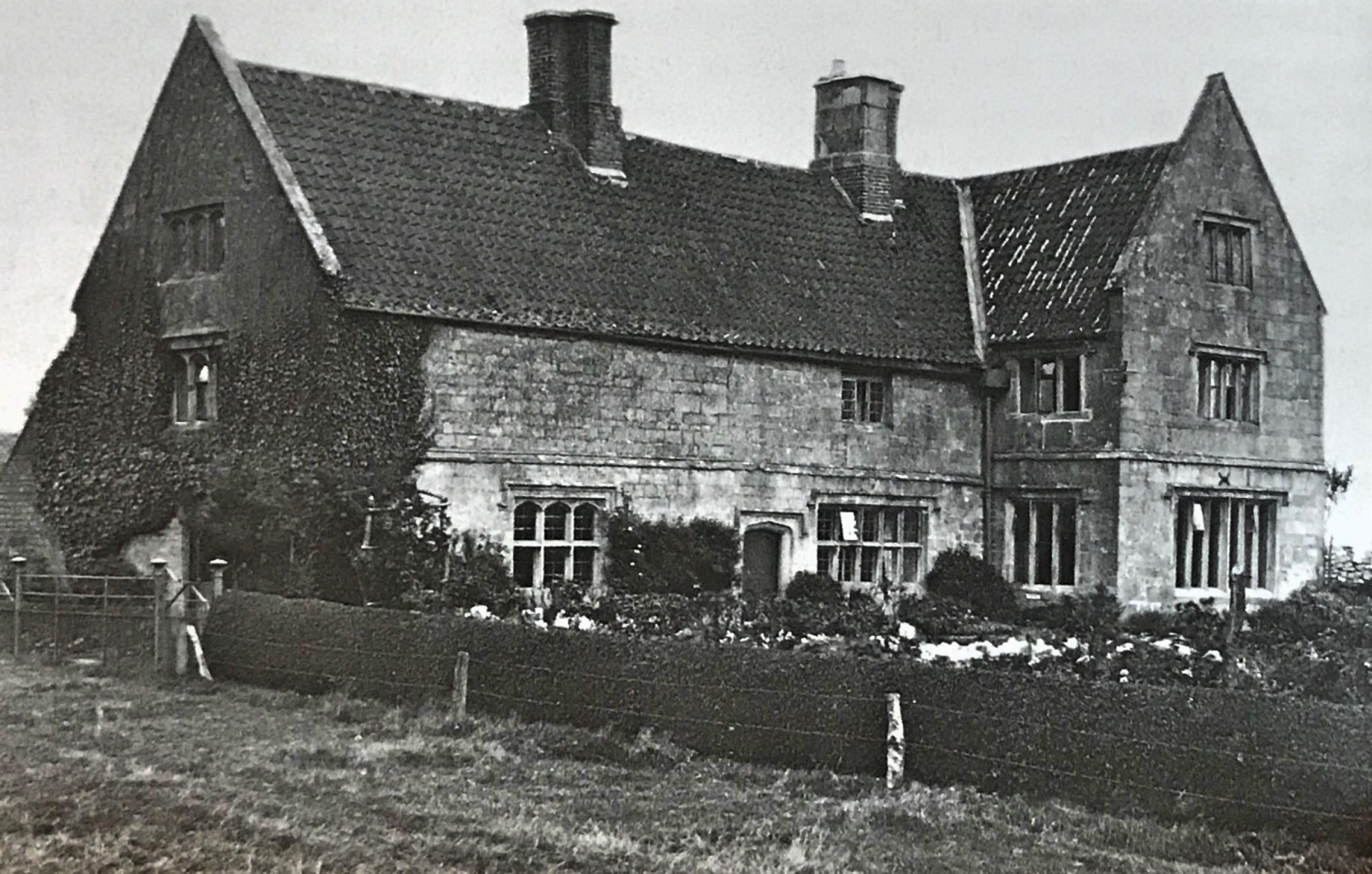 Monks House in 1930's