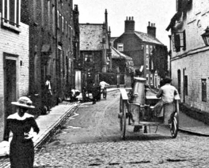 Church St Spalding 1915