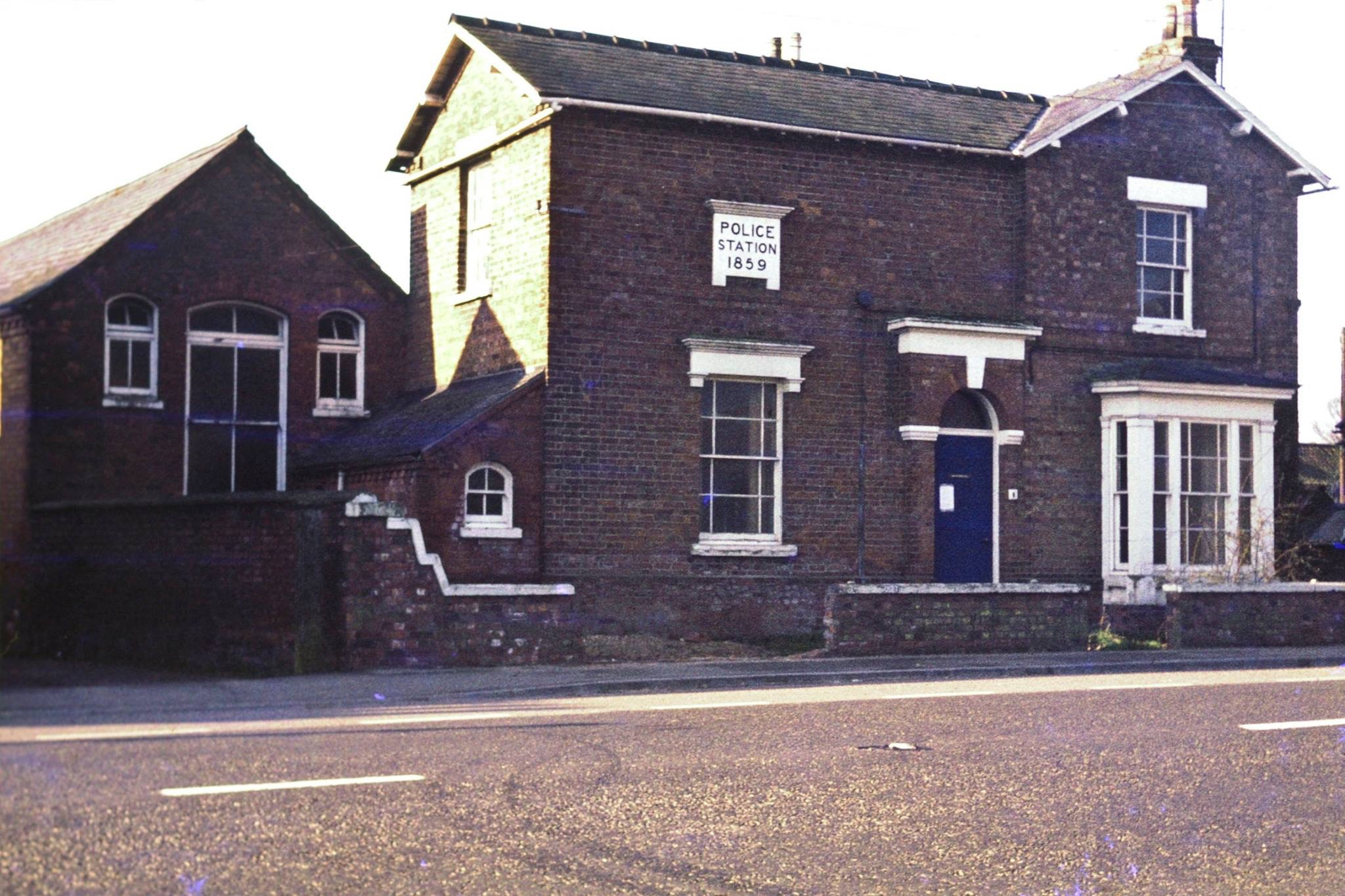 Police Station Donington built 1859