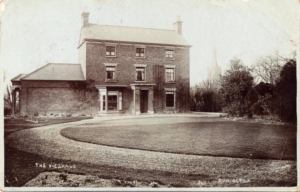 The Vicarage, Donington
