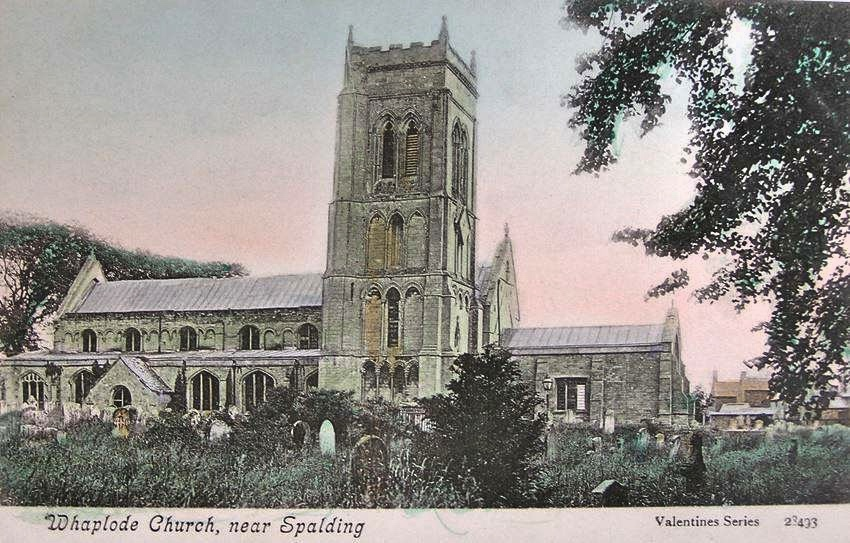 History of St Mary's Church Whaplode