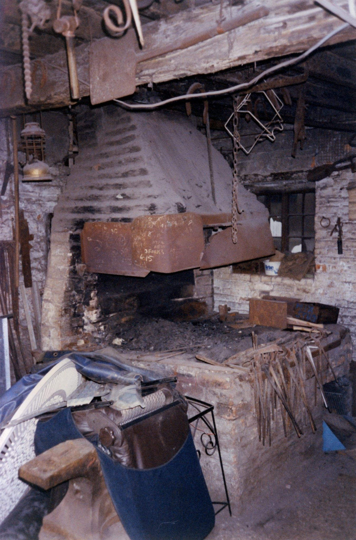 The Last Blacksmith in Crowland