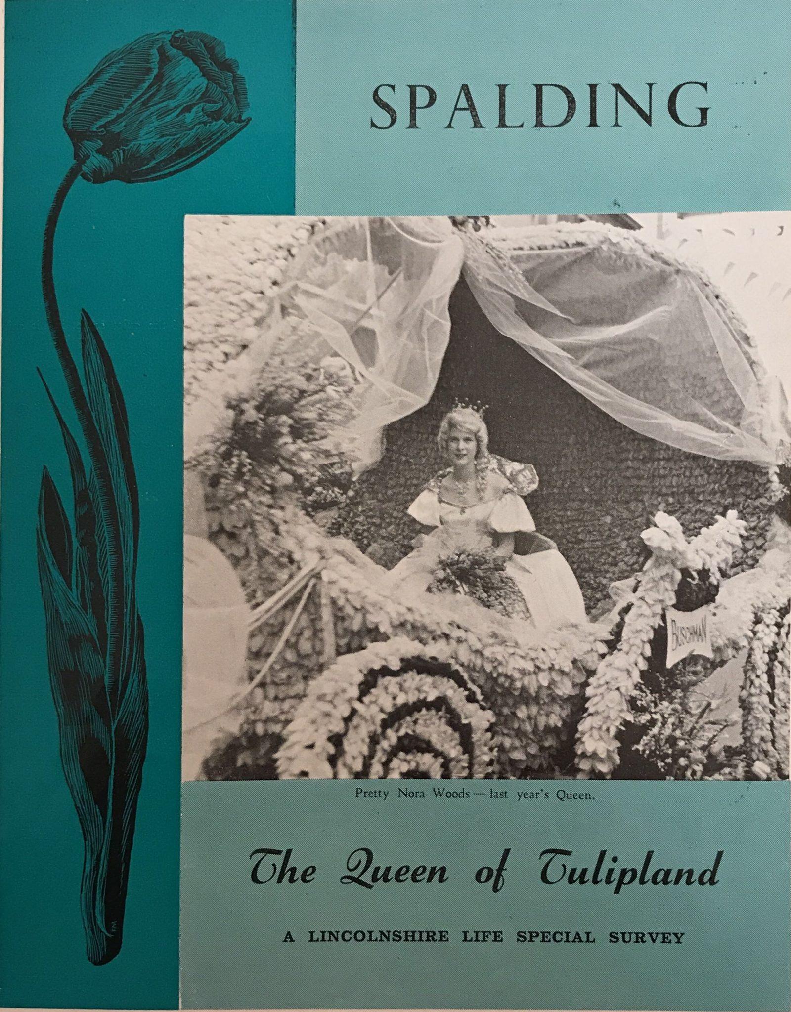 1961 Tulip Queen