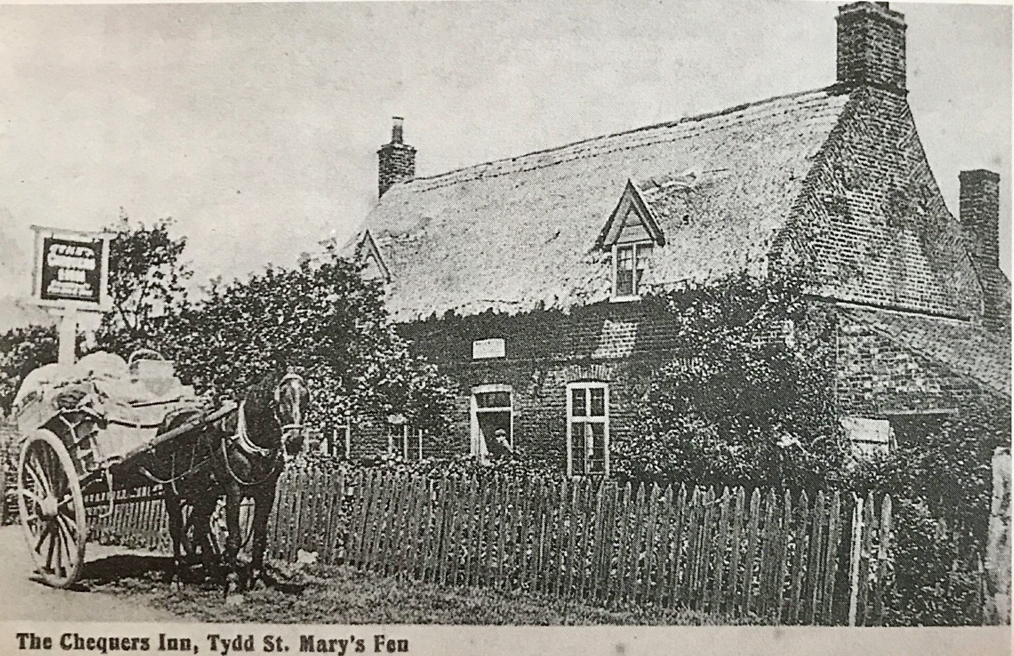 The Chequers Inn, Tydd St Mary