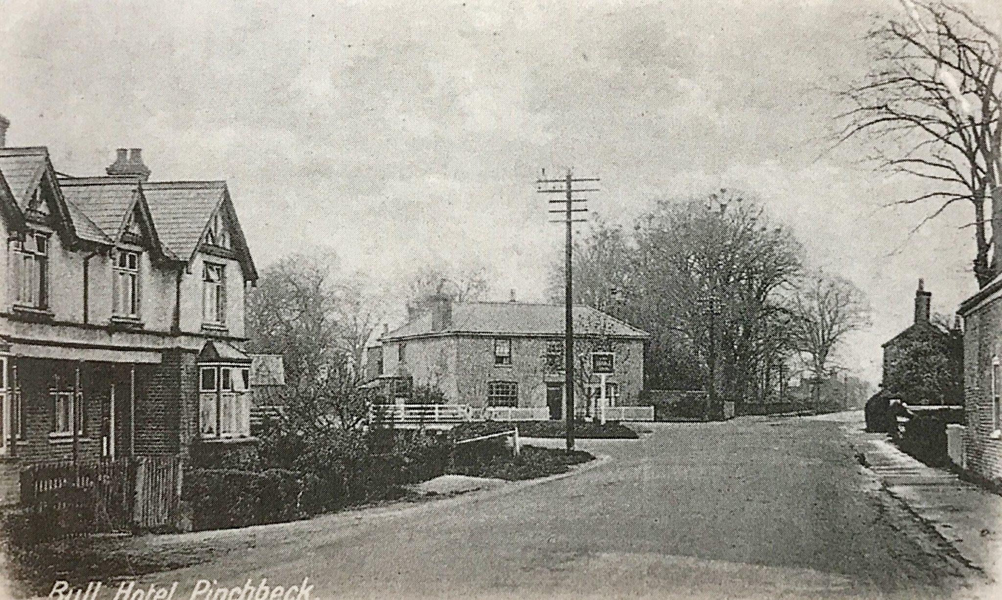 Bull Hotel (now the Bull Inn) Pinchbeck