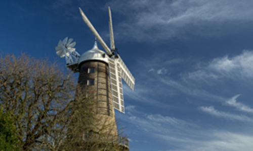 Heritage Open Days at Moulton Mill