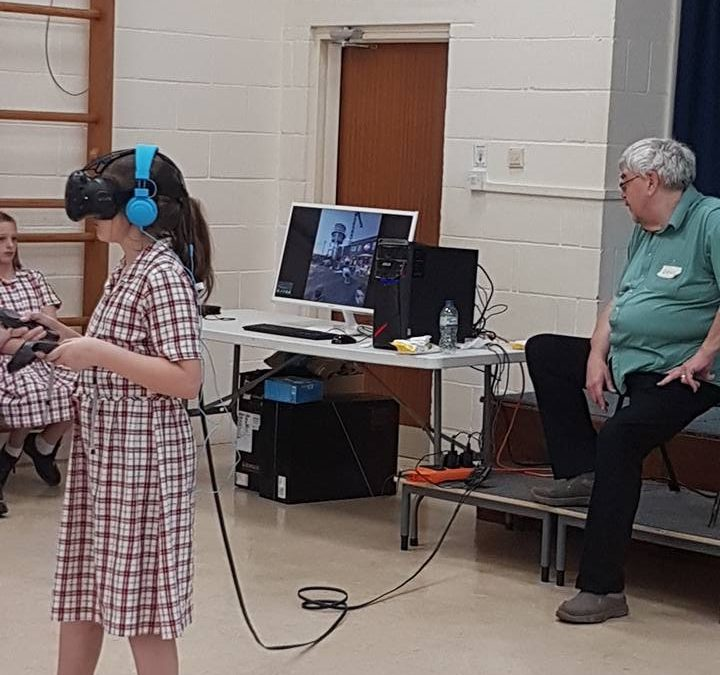 3D Experience at Copthill School