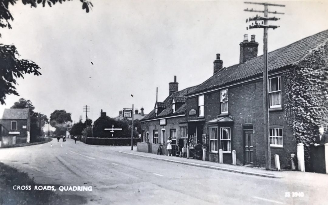 Views of Quadring early 1900's