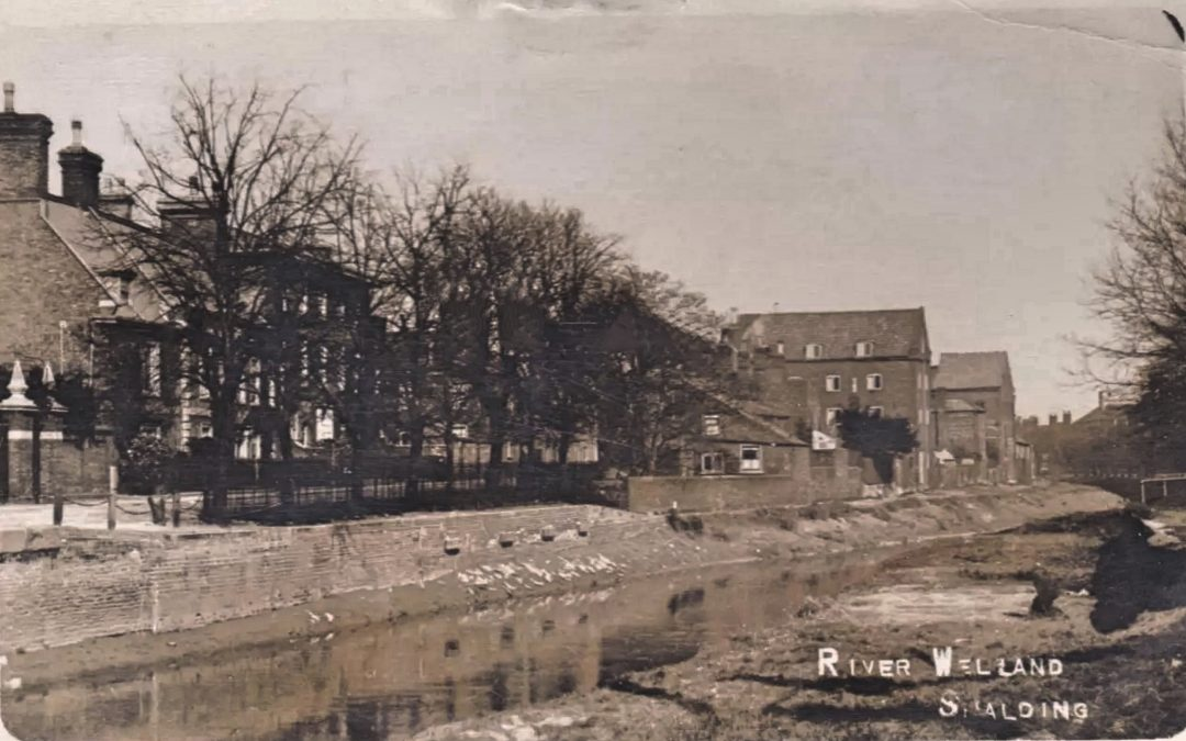 Then and Now – Port of Spalding