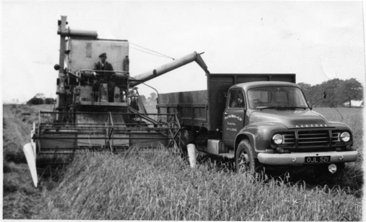Farming on Surfleet Fen in 1959