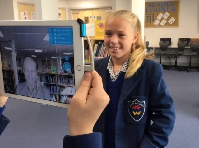 Littlegarth children enthralled with Forge innovation
