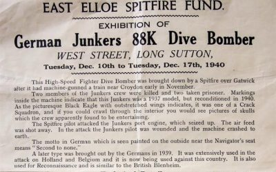 Historian recalls wartime in Long Sutton