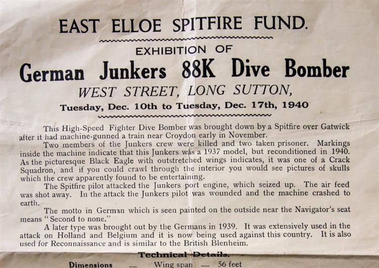 Historian recalls wartime in Long Sutton