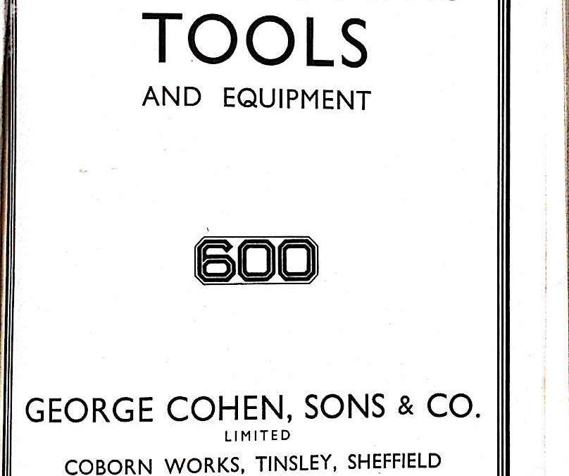 Contractors Tools – George Cohen & Sons