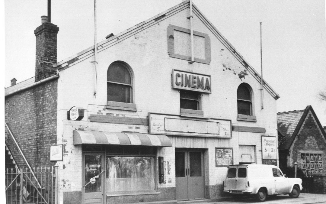 Do you have memories of the Cinema at Sutton Bridge?