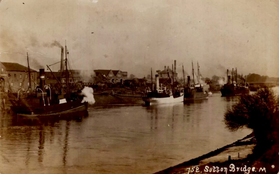 Sutton Bridge Swing Bridge and Docks
