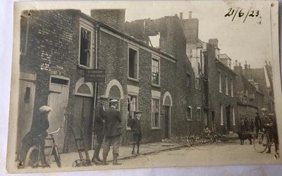 Double St Fire – 1923