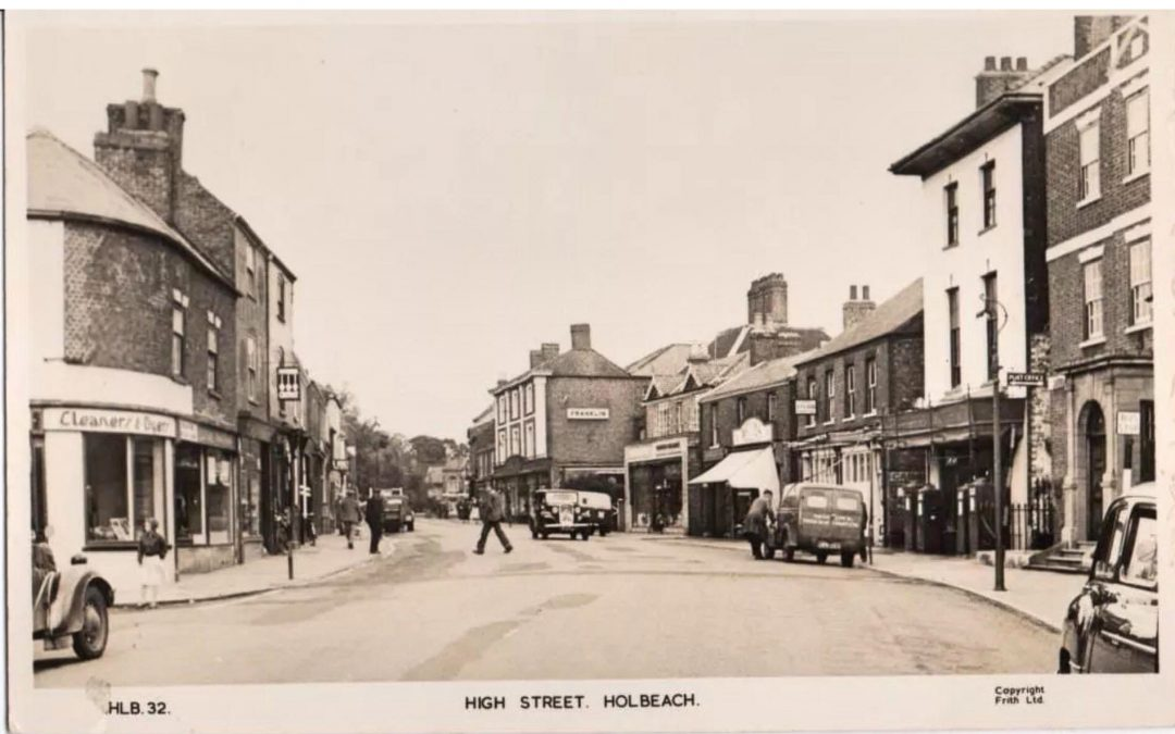 Views of Holbeach High St
