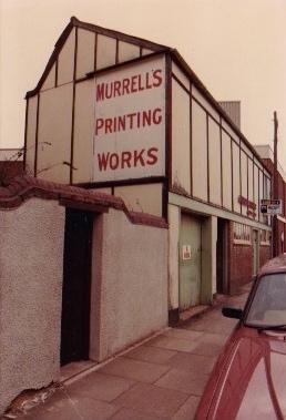 Murrells Printing Works