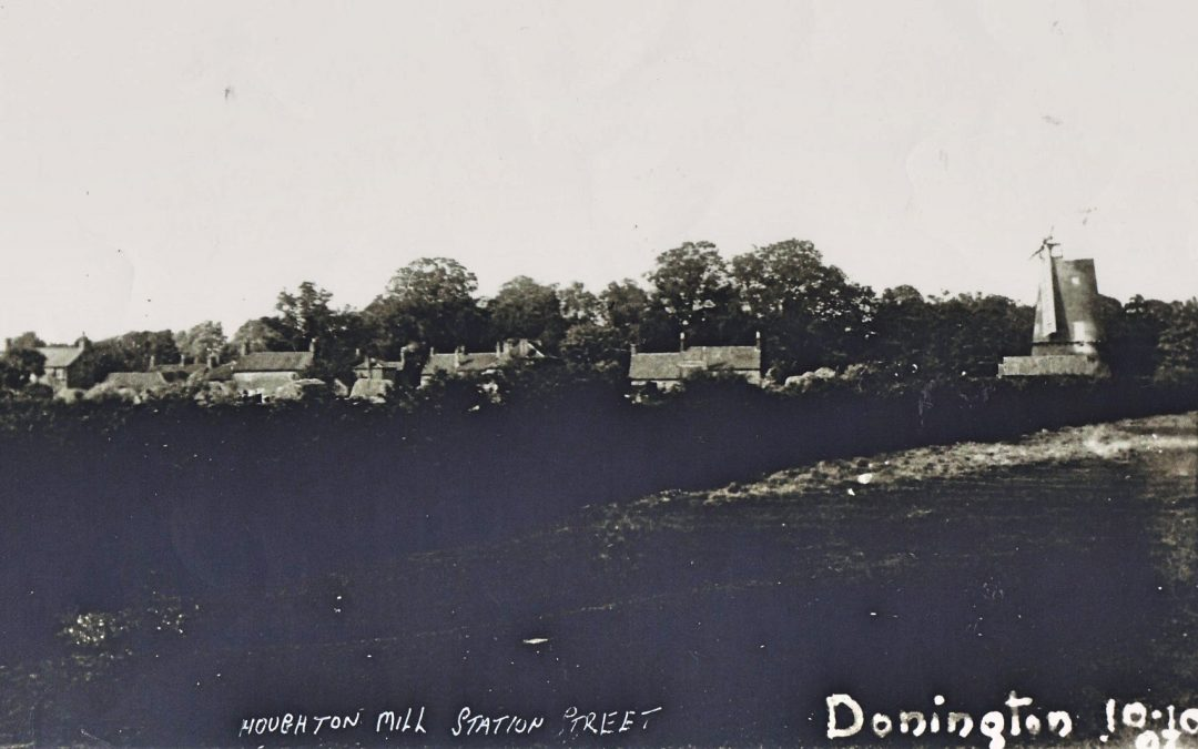 Houghton Mill, Station St, Donington