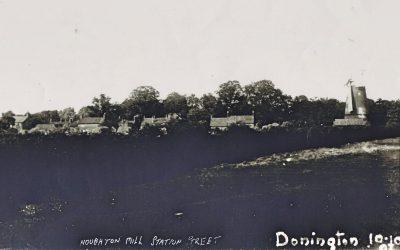 Houghton Mill, Station St, Donington