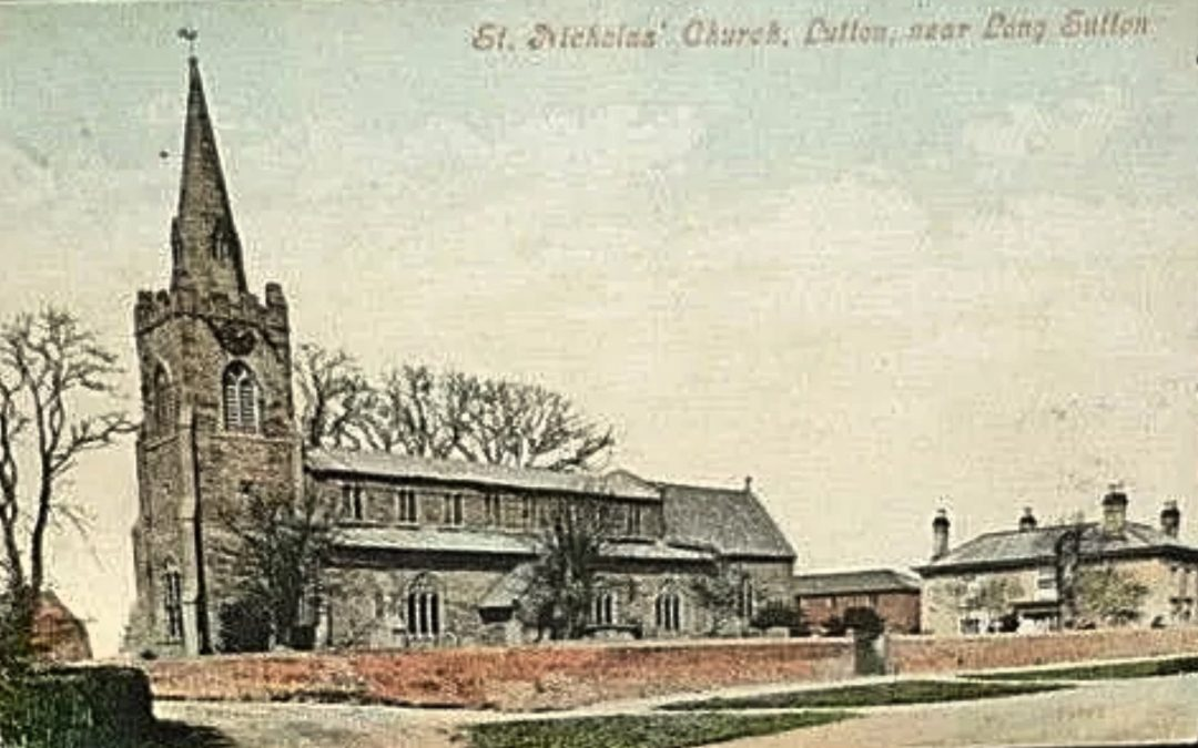 St Nicholas Church Lutton