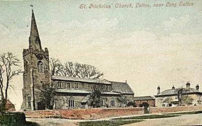 St Nicholas Church Lutton