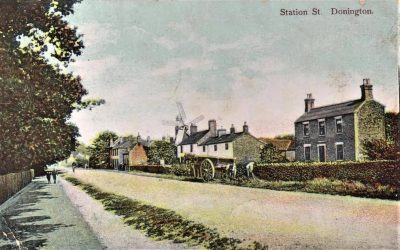 Station Street Donington