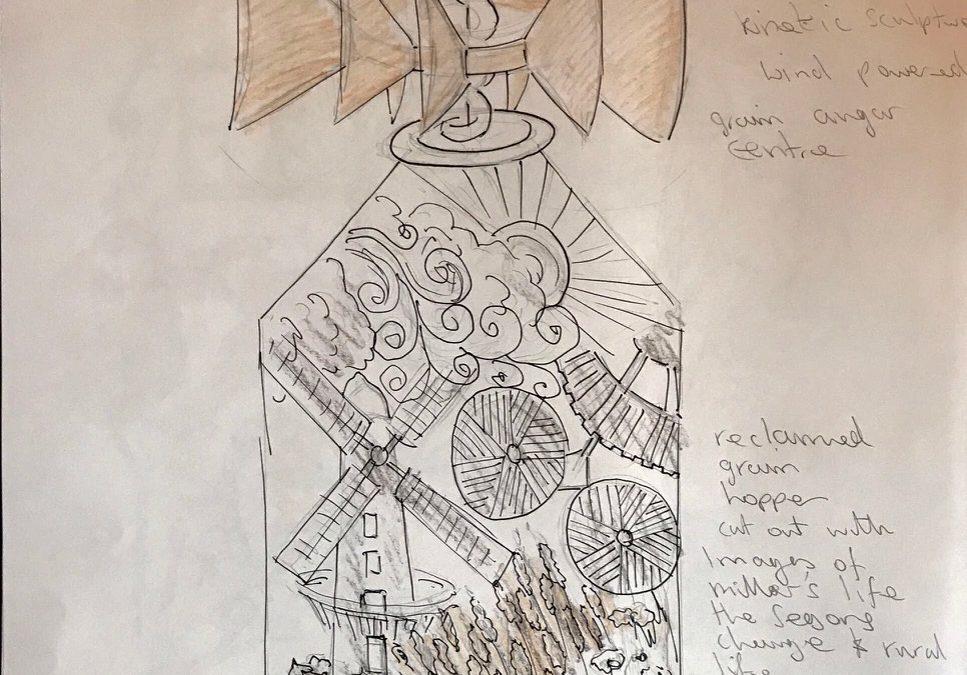 Pump Grind Smith design sketches
