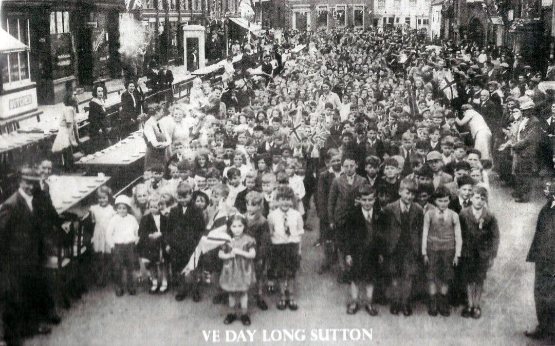 VE Day Celebrations – Long Sutton