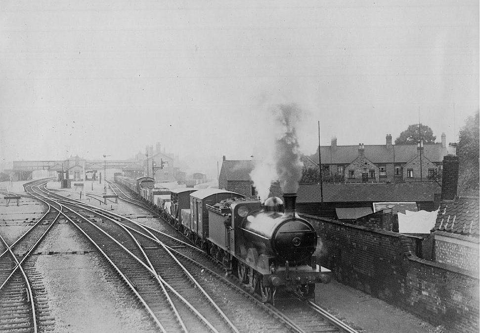Spalding Station