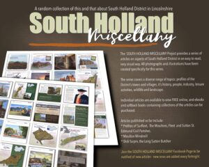 South Holland Miscellany cover image
