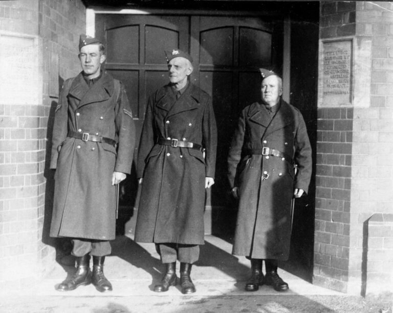 Spalding Home Guard